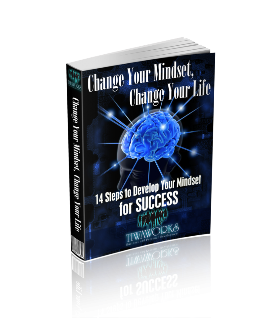 Ebook Cover Change Your Mindset